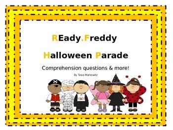 Ready, Freddy! Halloween Parade