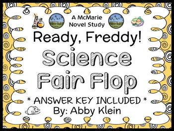 Ready, Freddy! Science Fair Flop (Abby Klein) Novel Study