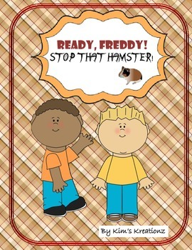 Ready, Freddy! Stop That Hamster! Novel Study