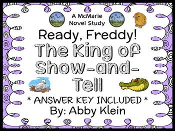 Ready, Freddy! The King of Show-and-Tell (Klein) Novel Stu