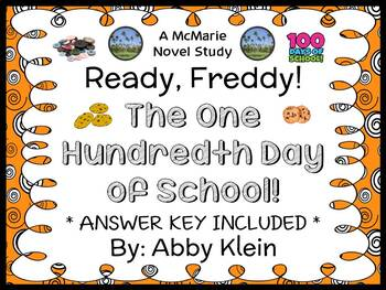 Ready, Freddy! The One Hundredth Day of School! (Abby Klei