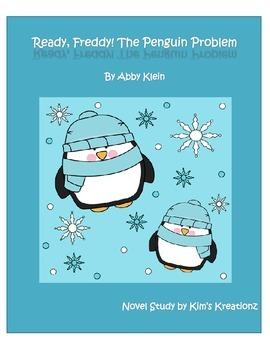 Ready, Freddy! The Penguin Problem Novel Study