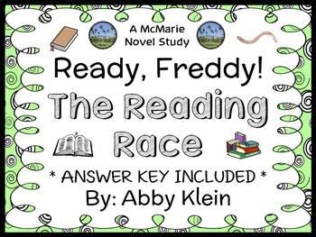 Ready, Freddy! The Reading Race (Abby Klein) Novel Study /
