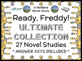 Ready, Freddy! Ultimate Collection (Abby Klein) 27 Novel S