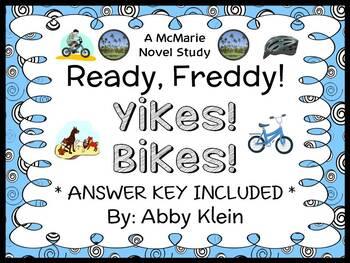 Ready, Freddy! Yikes! Bikes! (Abby Klein) Novel Study / Re