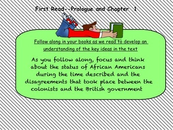Ready Gen (ReadyGen) Grade 5 Unit 2 Reading Lesson 1 Modul
