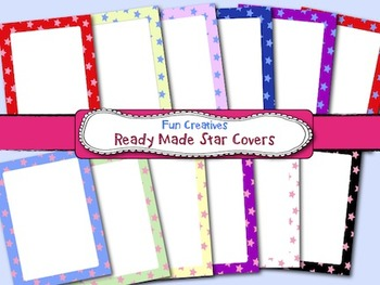 Ready Made Borders or Covers