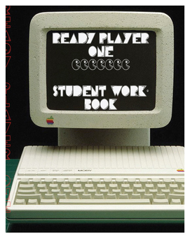 Ready Player 1: Reading Qs, Activities. The Entire Book (+