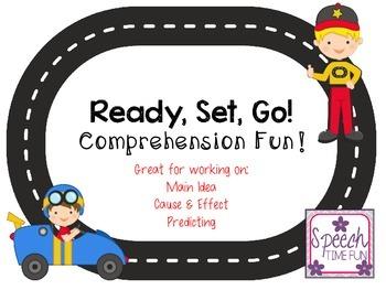 Ready Set Go Comprehension