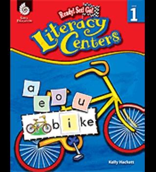 Ready! Set! Go! Literacy Centers: Level 1