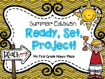 Ready, Set, Project - Summer Edition