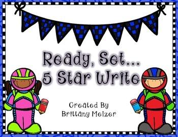 Ready, Set...5 Star Write