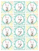 Ready-To-Print Easter Cupcake Toppers or Stickers
