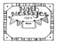 Ready to Go Everyday Math 4 Math Messages for First Grade