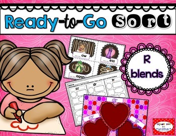 Ready-to-Go Sort: R blends