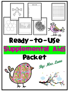 Ready-to-Use Supplemental Aids Packet