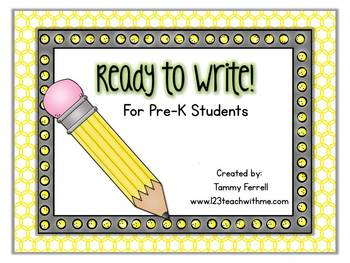 Ready to Write: Handwriting for Beginners