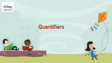 Ready to use presentation on Quantifiers version 2
