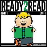 Ready2Read Level 1 Unit 2