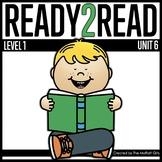 Ready2Read Level 1 Unit 6
