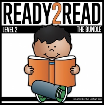 Ready2Read® Level 2 (The BUNDLE)