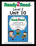 Ready2Read Level 2 Unit 10