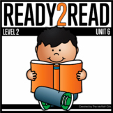 Ready2Read Level 2 Unit 6