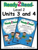 Ready2Read Level 2 Units 3 and 4