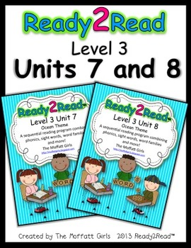 Ready2Read Level 3 Units 7 and 8