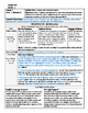 ReadyGen 2016 Lesson Plans Unit 3B - Word Wall Cards - EDI
