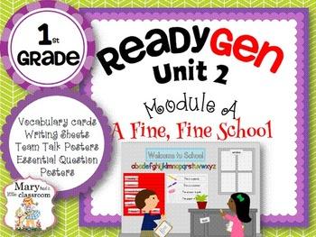 ReadyGen: Module 2A - 2014 Teachers Edition