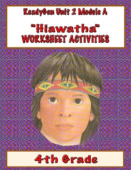 Hiawatha Printable Activities - Henry Wadsworth Longfellow