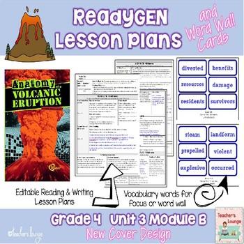 ReadyGen 2014-15 Lesson Plans Unit 3 Module B -Word Wall C