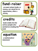 ReadyGen Lunch Money Vocabulary 4th Grade Unit 4 Module A