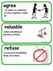 ReadyGen Money Matters! Vocabulary 2nd Grade Unit 2 Module B