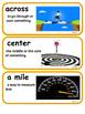 ReadyGen The Sun Vocabulary 1st Grade Unit 5 Module B