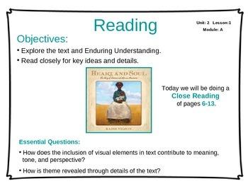 ReadyGen Unit 2 Module A - EDITABLE PowerPoint Lessons - Grade 5