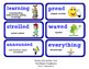ReadyGen Vocabulary Word Wall Cards Unit 2A- 2016  Grade 1
