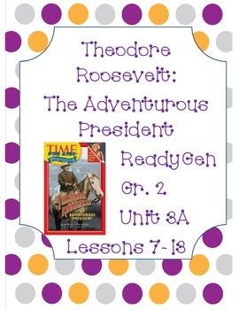 ReadyGen Worksheets Gr. 2 3A Lessons 7-13 Lincoln/Susan B.