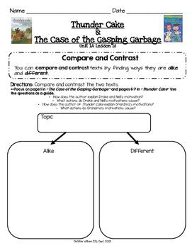 Readygen 3rd Grade Unit 1 Module A Lesson 16