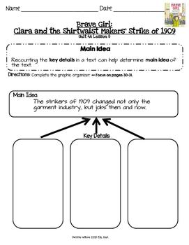 Readygen 3rd Grade Unit 4 Module A Lesson 8