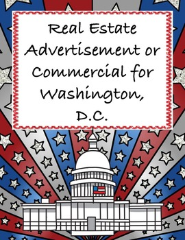 Real Estate Ad or Commercial Project for Washington, D.C.