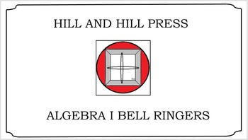 Real Roots by Factoring [5 Algebra I Bell Ringers]