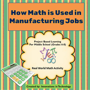 Real World Math Skills - How Math is Used in Manufacturing