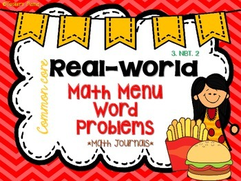 Real World Math Word Problems