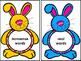 Real and Nonsense Word Sort -Bunny