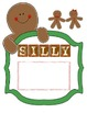 Real or Silly CH and TCH Sort - Gingerbread Theme!