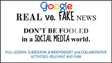 Real vs. Fake News! How to be informed in a world of SOCIA