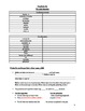 Realidades 2 Chapter 5A Vocabulary and Grammar Study Guide