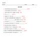 Realidades 2 Tema 7B Vocabulary Warm-up Worksheet